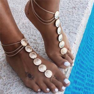 Boho Foot Chain